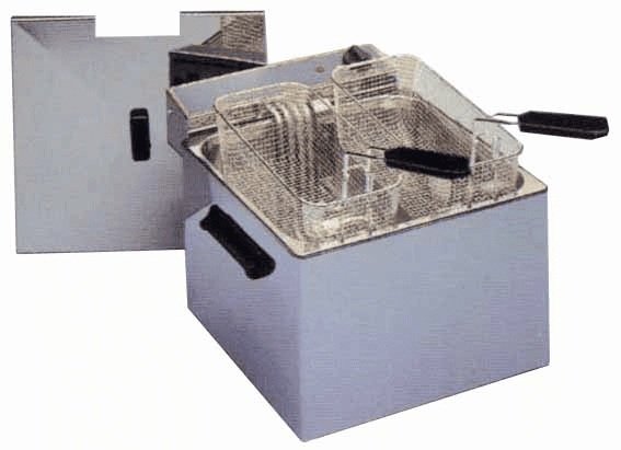 Countertop Electric Fryers-Sodir