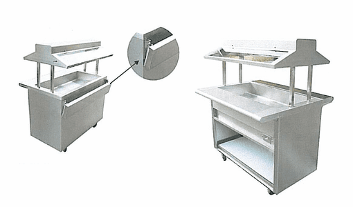 Electric Buffet Tables