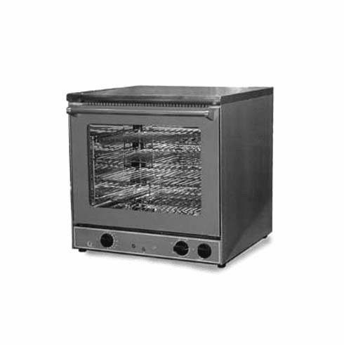 Half Size Convection Oven with Broiler