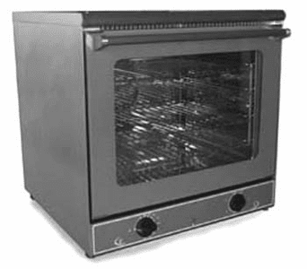 Half Size Convection Ovens-Equipex