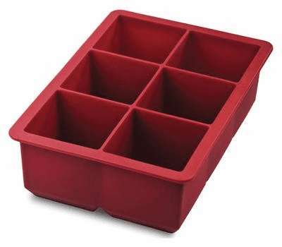 King Ice Cube Tray Chili Pepper