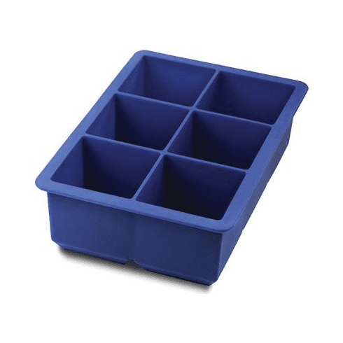 King Ice Cube Tray Stratus Blue