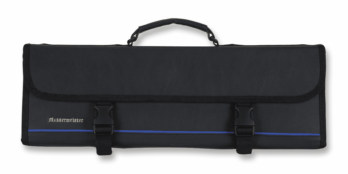 Knife Roll-10 Pockets/ Black