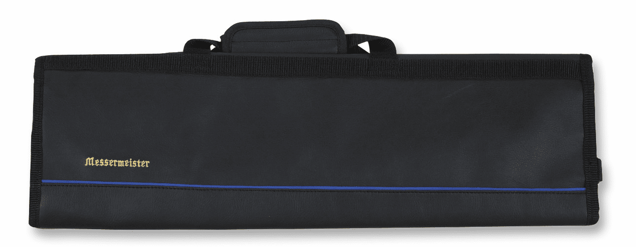 Knife Roll-8 Pockets/ Black