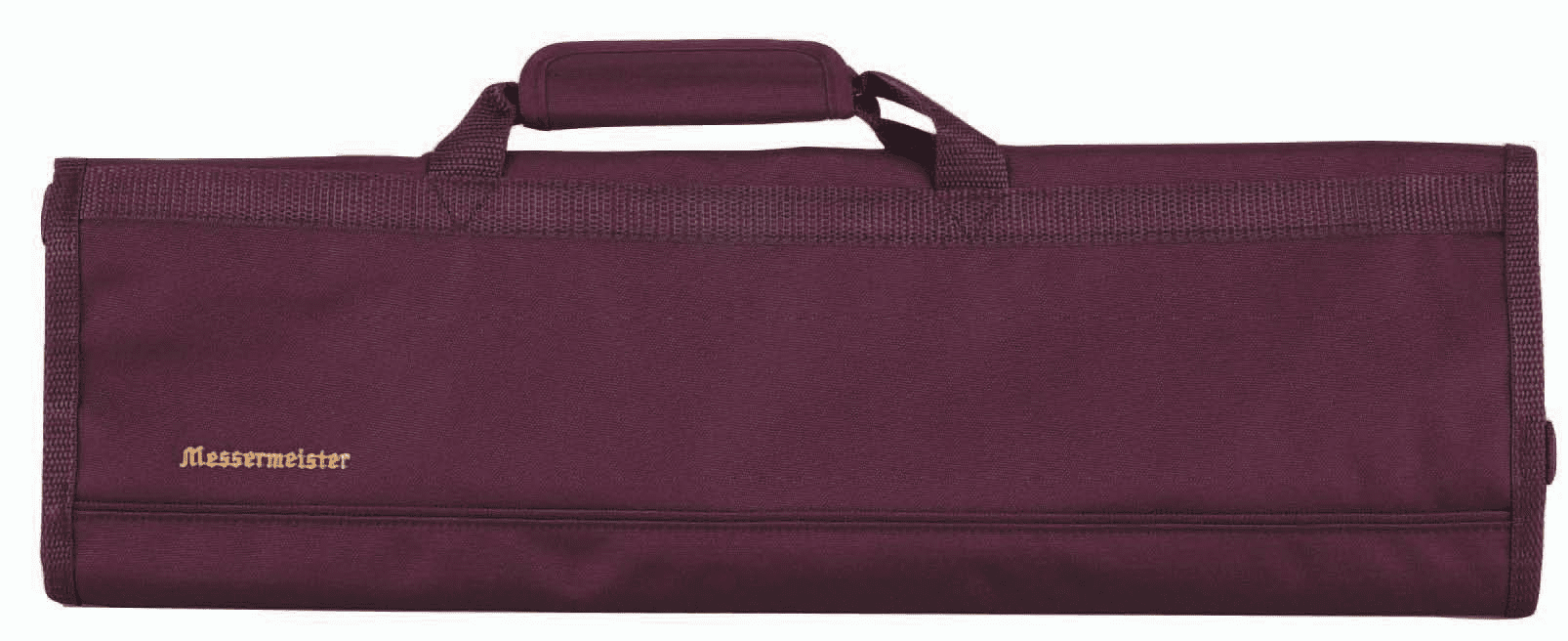 Knife Roll-8 Pockets/ Burgundy