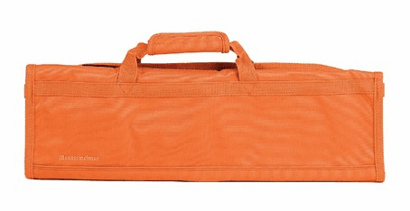 Knife Roll-8 Pockets/ Orange