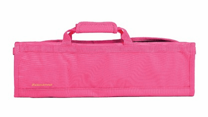 Knife Roll-8 Pockets/ Pink