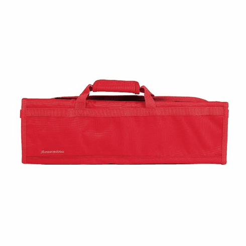 Knife Roll-8 Pockets/ Red
