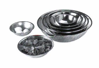 Mixing Bowls-Stainless Steel