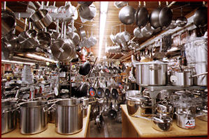 Number 1 Kitchen Store in New York City by Village Voice