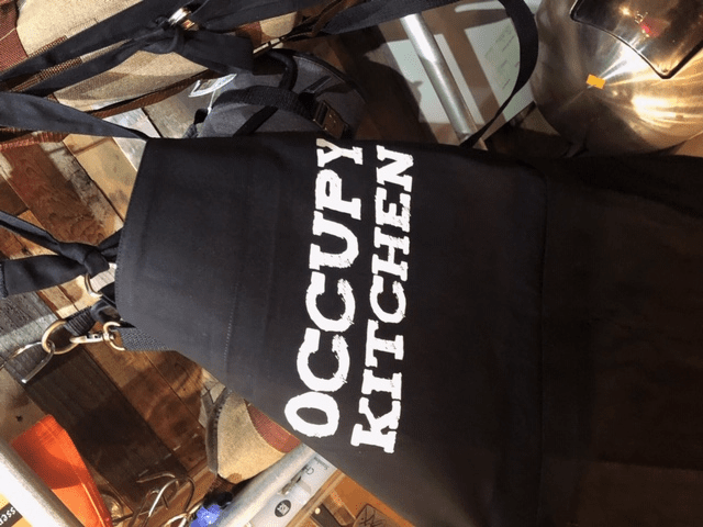 Occupy Kitchen Apron Polyester/Cotton