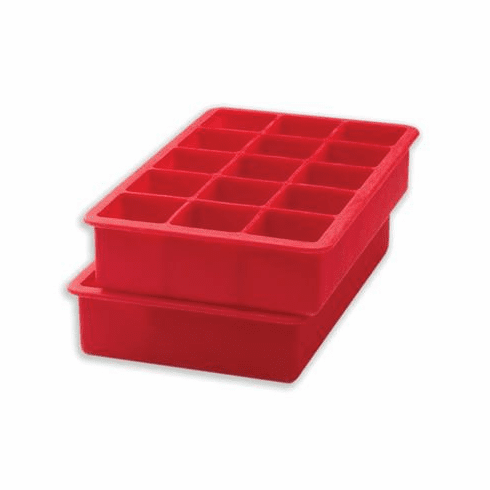 Perfect Ice Cube Tray Chili Pepper - (Set of 2)