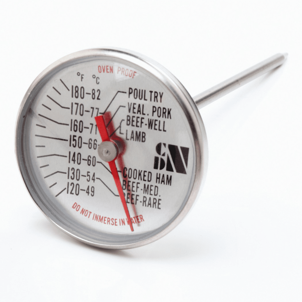Pro-Accurate® Insta-Read® Ovenproof Meat/Poultry Thermometer