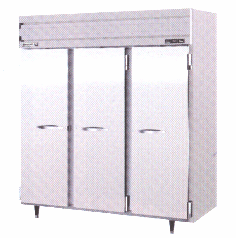 Reach-in-Refrigerator and Freezer