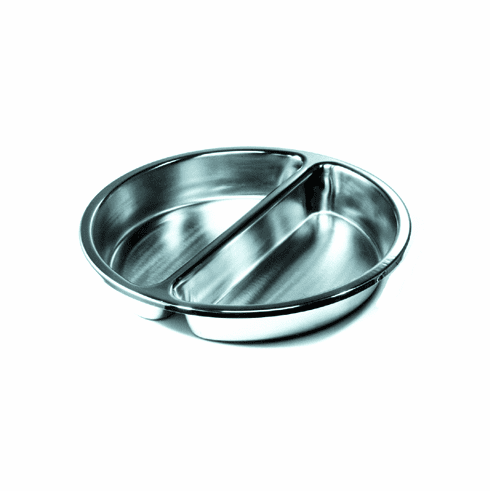 Round Divided,  Food Pan