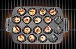 SCALLOP GRILL PAN