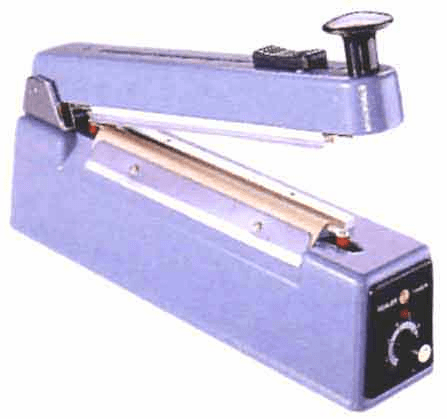 """Sealer  8"""" with cutter"""