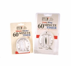 SHORT RING MECHANICAL TIMER 60 MIN