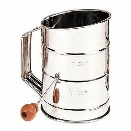 SIFTER 5 CUP SS