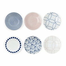 Small Japanese Plates