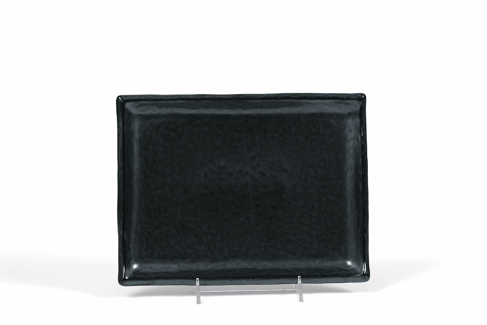 """Square plate 12""""x9""""  OUT OF STOCK"""
