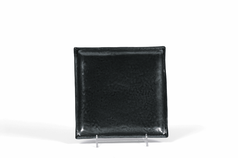 """Square plate 7 1/4"""" OUT OF STOCK"""