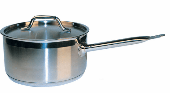 SS Sauce Pans, Induction Ready