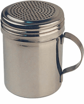 Stainless Dredge w/o HDL 10 oz