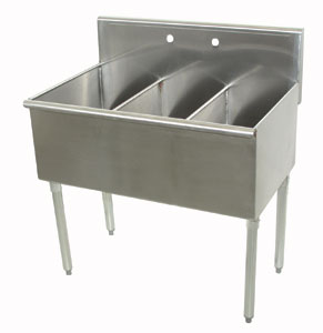 Stainless Steel Budget Sinks
