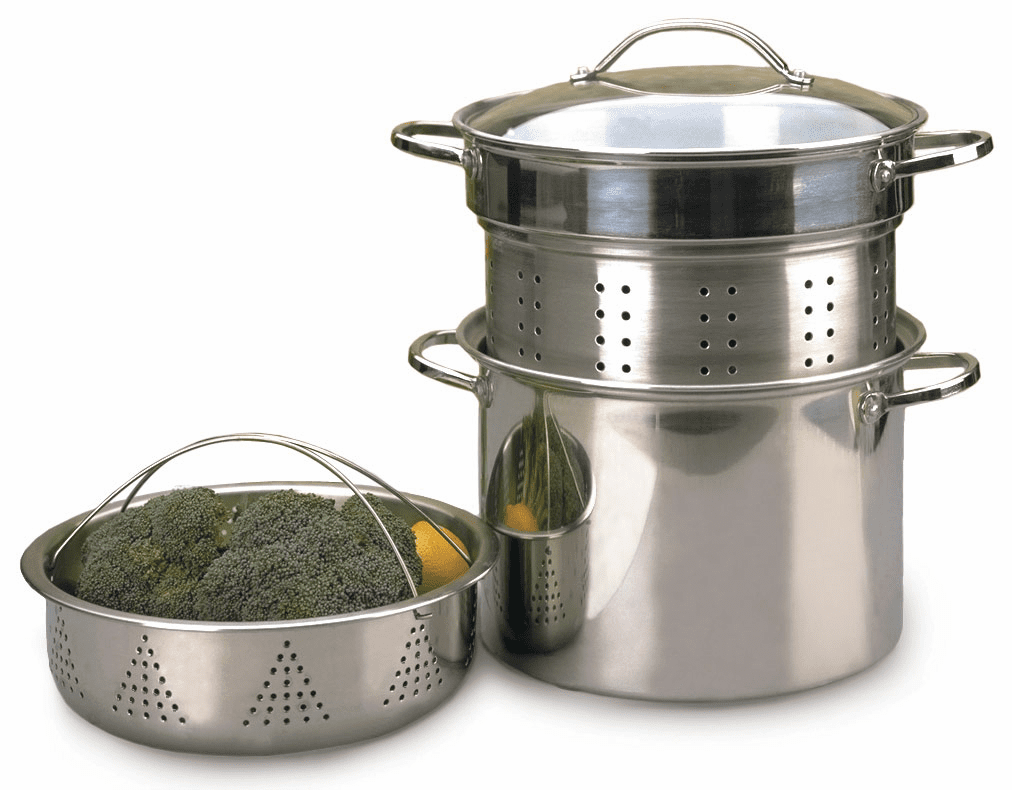 Steamers- Pasta Cookers-Dbl Boilers