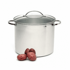 Stock Pot 12 qt. w/ Cover