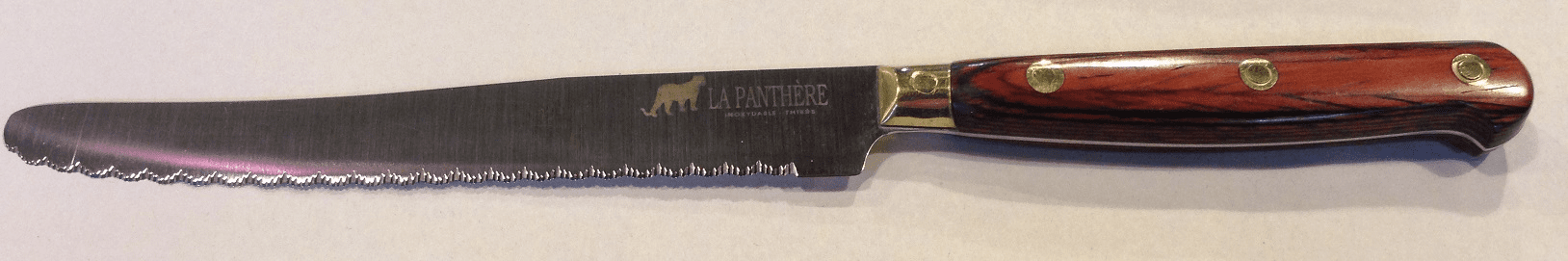 Table Knife Red Lamina