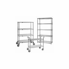 Wire Shelving and Accessories UPDATED