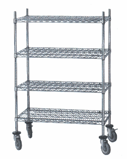 Wire Shelving and Storage Racks
