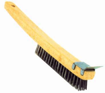 """Wire Tap Brush 14"""" long"""