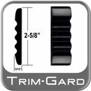 "2-5/8"" Wide Black Body Side Molding Sold in 26 Foot Rolls, Trim Gard® # TCT11NT-26"