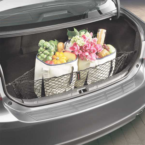 Envelope Style Trunk Cargo Net for Toyota Camry 2002-2011 NEW FREE SHIPPING