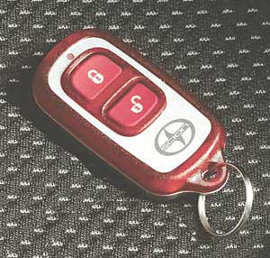 Scion xA Remote Transmitter Cover 2003-2007 Crimson Red Sold Individually Genuine Toyota #08191-5D830