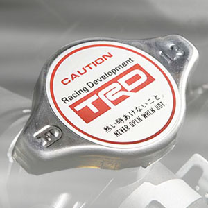 Toyota Radiator Cap High Pressure 18.5psi TRD Performance Part Genuine Toyota #PTR04-00000-03