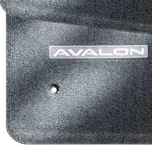 Toyota Avalon Carpeted Floor Mats 2005-2010 Graphite 4-Piece Set Genuine Toyota #PT206-07090-16