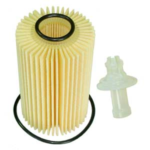 Toyota Oil Filter 2007-2015 Cartridge Style Direct Factory Replacement Genuine Toyota #04152-YZZA4