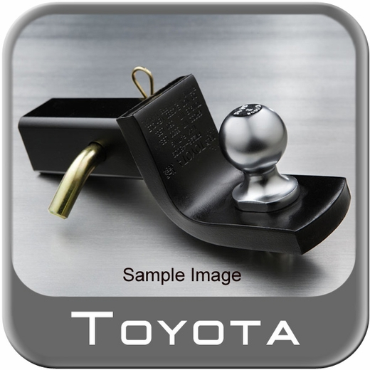 Toyota Trailer Hitch Ball Mount 2008-2018 Trailer Ball Mount Kit Class IV Genuine Toyota #PT228-34077