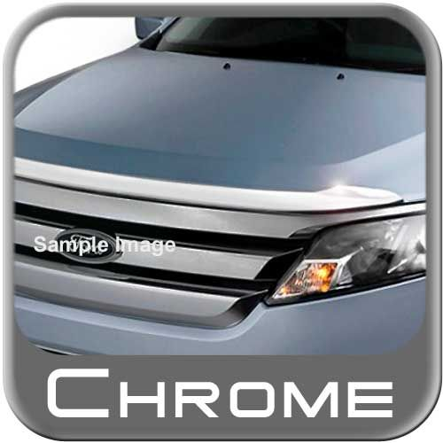 Chevy Equinox Bug Deflector 2010-2014 Aeroskin Low Profile Chrome Auto Ventshade AVS #622053