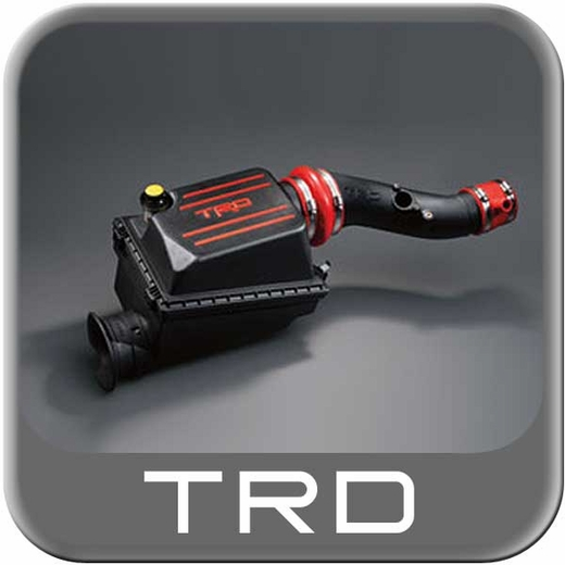 Toyota Cold Air Intake Intake Tube & Filter Emissions Legal Genuine Toyota #PTR03-89100