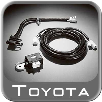 NEW! 2012-2015 Toyota Tacoma Trailer Wiring Harness Genuine Toyota | 2014 Toyota Tacoma Trailer Wiring |  | Brandsport