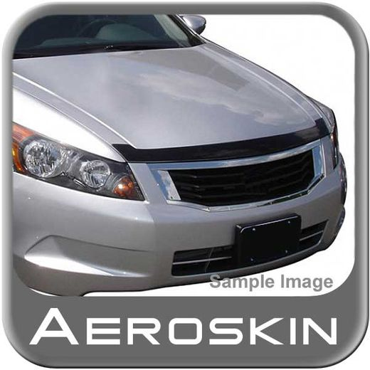 Buick Enclave Bug Deflector 2013-2015 Aeroskin Low Profile Design Smoke Color Auto Ventshade AVS #322043