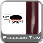 "5/16"" Wide Cassis Pearl Wheel Molding Trim 3Q7 ( CP26 ), Sold by the Foot, ColorTrim Plastics® # 40-26"