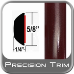 "5/8"" Wide Cassis Pearl Wheel Molding Trim 3Q7 ( CP26 ), Sold by the Foot, ColorTrim Plastics® # 80-26"