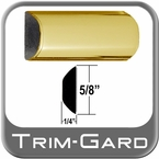 "5/8"" Wide Gold Wheel Molding Trim Sold by the Foot, Trim Gard® # N96-01"