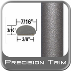 "7/16"" Wide Beige Wheel Molding Trim ( PT71 ), Sold by the Foot, Precision Trim® # 2150-71-01"